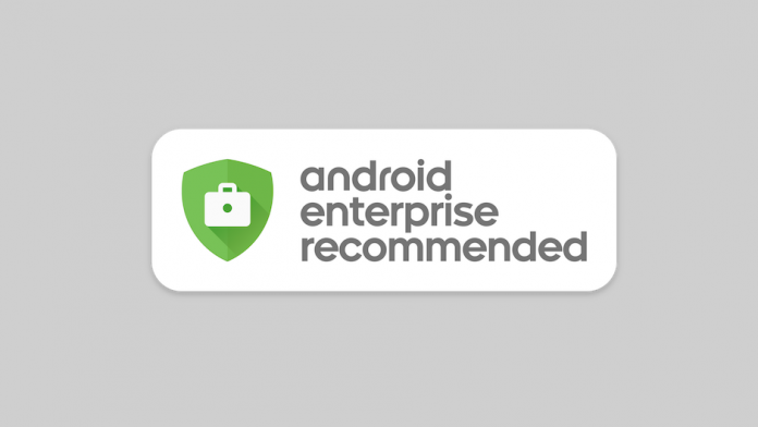 Seria Galaxy S21 se alatura programului Google Enterprise Recommended