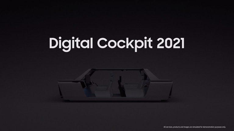 Samsung Digital Cockpit 2021 sau cum vor arăta mașinile viitorului