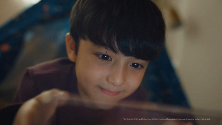 Noi tehnologii Samsung prezentate într-un videoclip promoțional