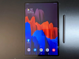 Galaxy Tab S7 Lite testata pe Geekbench cu Snapdragon 750G