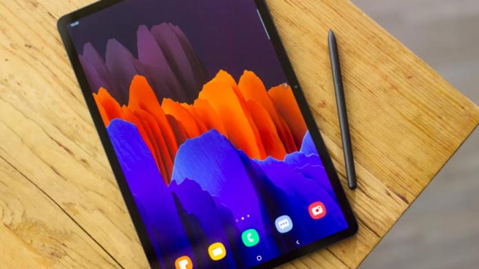 Galaxy Tab S8 Enterprise Edition a aparut pe Samsung Irlanda