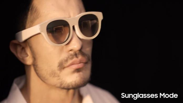 Ochelarii AR Samsung au aparut in videoclip conceptual