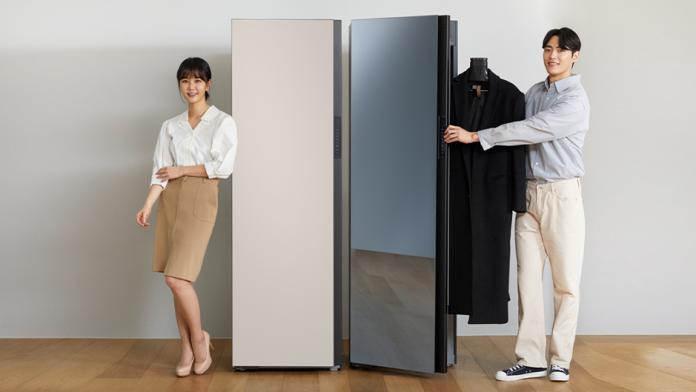 Samsung Electronics a lansat un nou purificator Bespoke Air Dresser