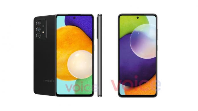 Samsung Galaxy A52 cu ecran de 90Hz si alte caracteristici
