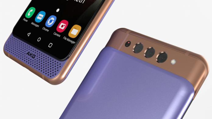 Samsung Galaxy A82 Primele imagini arata un nou smartphone glisant