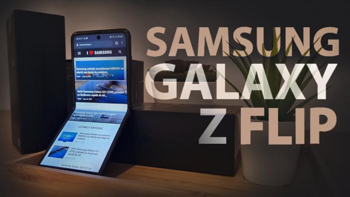 Samsung Galaxy Z Flip – Pret Pareri si Specificatii