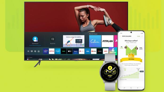 Samsung Health nu va mai fi actualizat pe dispozitivele Galaxy mai vechi