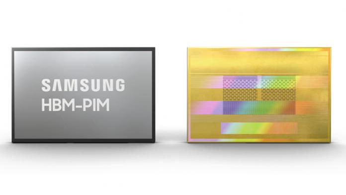 Samsung a prezentat prima memorie HBM din lume cu AI integrat
