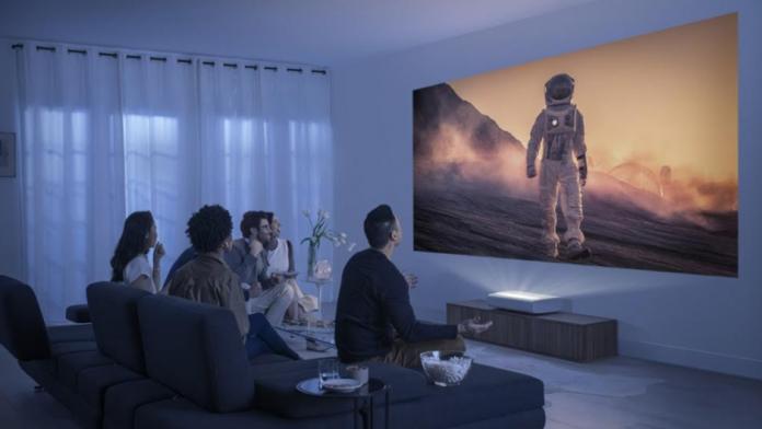 Samsung anunta disponibilitatea in Romania a proiectorului The Premiere
