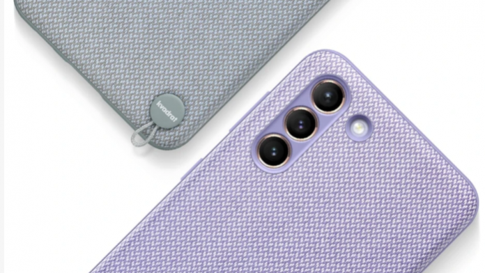 Samsung colaboreaza cu Kvadrat pentru carcase la Galaxy S21