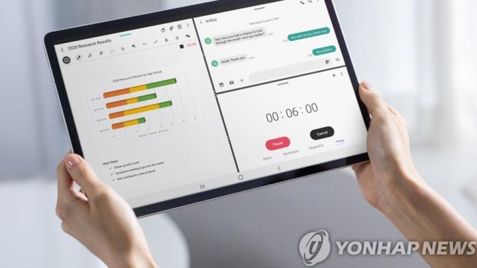Samsung este cel mai mare furnizor de tablete din EMEA in Q4 2020