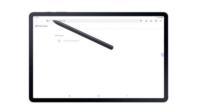 Samsung extinde capacitatile S Pen pe Galaxy Tab S7
