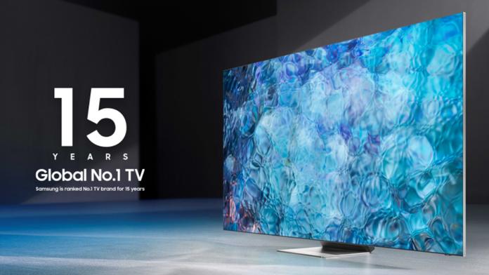 Samsung producatorul 1 mondial de televizoare in ultimii 15 ani consecutivi