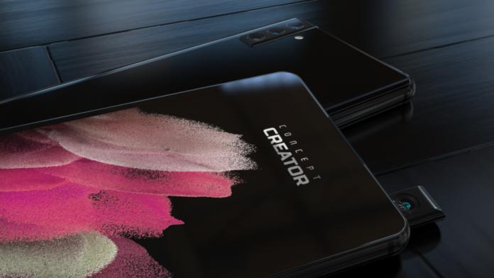 Smartphone Samsung Galaxy A cu triple camera rotativa