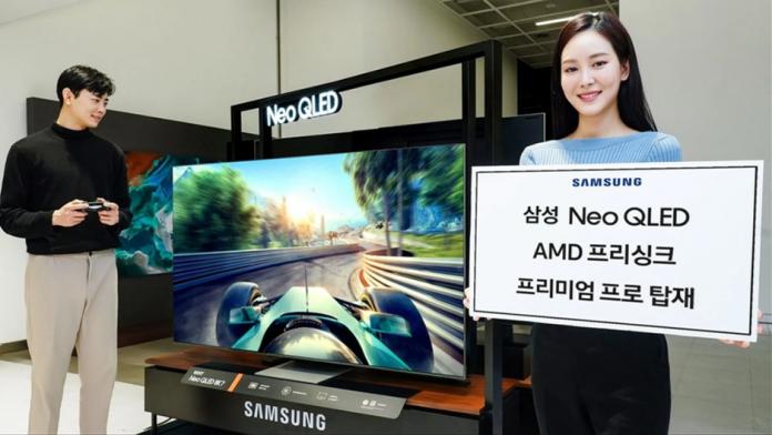 Televizoarele Neo QLED de la Samsung foarte bune pentru jocuri