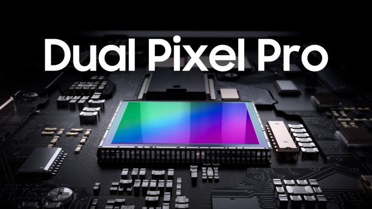 Dual Pixel Pro: Focalizare automată pentru fotografii excelente