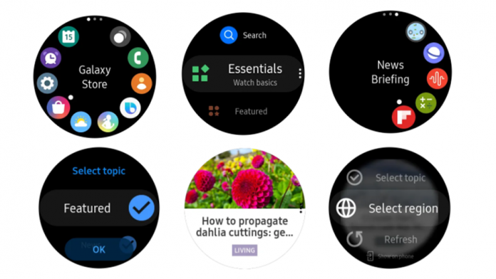 Cum sa instalati Flipboard pe Galaxy Watch 3 Active 2