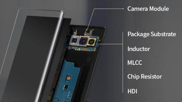 Galaxy A22 specificatiile camerelor produse de Samsung Electro Mechanics