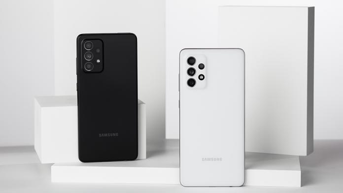 Galaxy A52 Galaxy A52 5G si Galaxy A72 lansate de Samsung