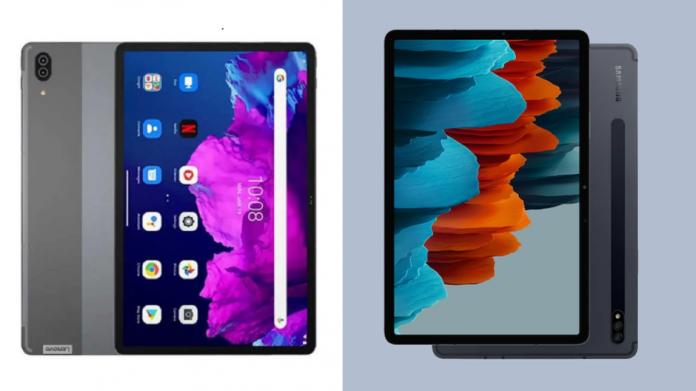 Lenovo Tab P11 Pro vs Galaxy Tab S7 Care este mai buna