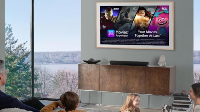 Movies Anywhere este acum disponibil pe televizoarele Samsung