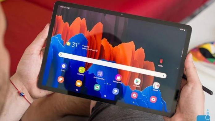 Samsung Galaxy Tab S7 Lite poate veni doar intro singura dimensiune