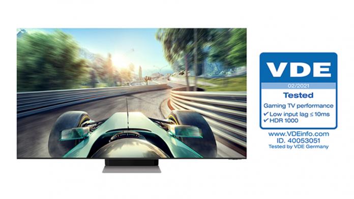 Samsung Neo QLED au primit certificare Performanță TV pentru jocuri