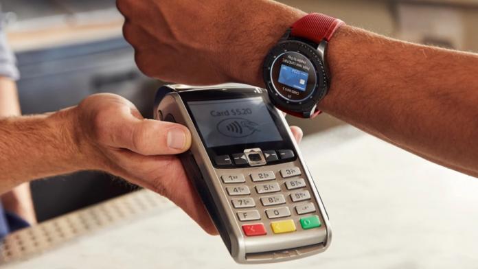 Samsung Pay puteti plati cu smartwatch in Germania