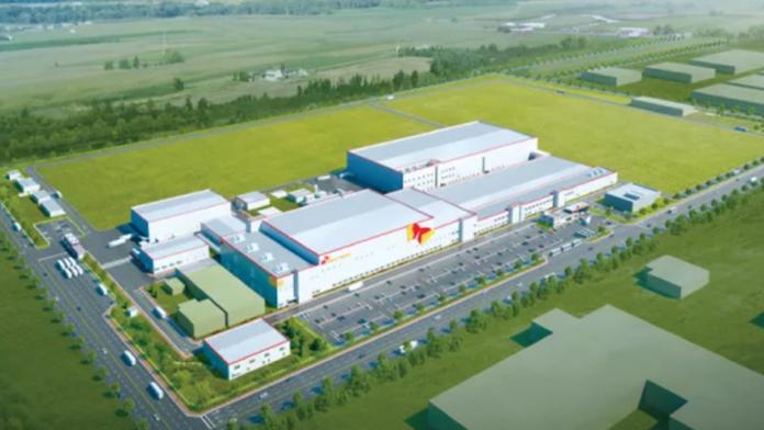 Samsung SDI va investi aproape 1 miliard USD in uzina de baterii EV din Ungaria