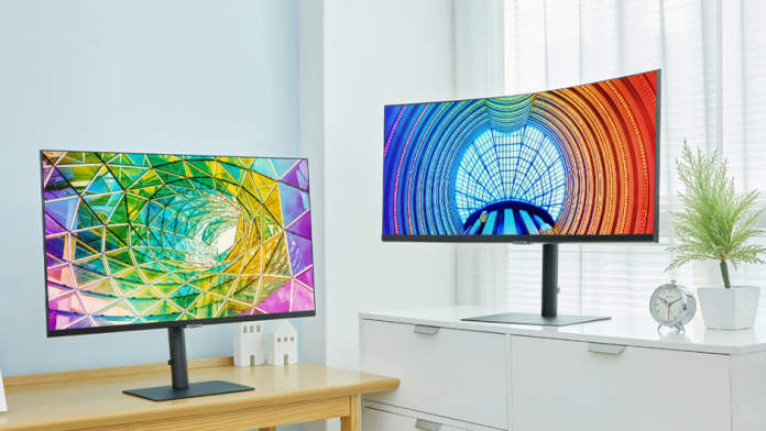 Samsung a lansat o noua serie de monitoare PC de inalta rezolutie