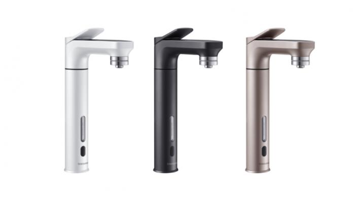 Samsung a lansat un purificator de apa personalizabil in Coreea de Sud