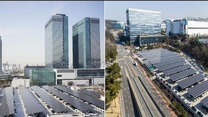 Samsung realizeaza energie regenerabila in SUA Europa China