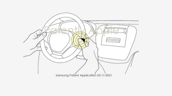 Samsung vrea sa aduca scanarea amprentelor digitale la masini