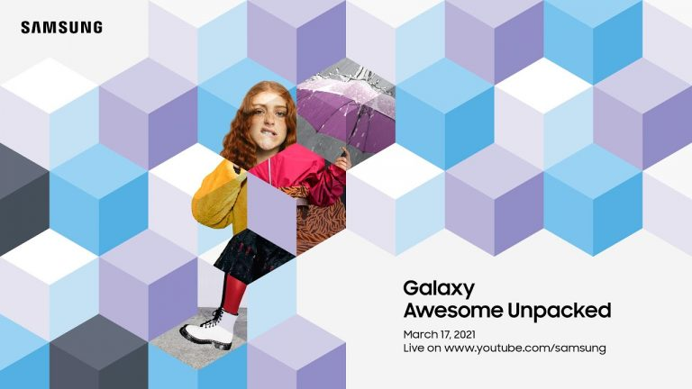Galaxy Awesome Unpacked – lansare pentru A52 și A72 pe 17 Martie