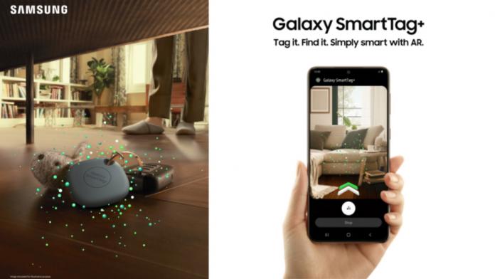 Galaxy SmartTag modul inteligent de a gasi obiecte pierdute