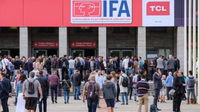 In ciuda pandemiei IFA 2021 Berlin va avea loc ca eveniment fizic