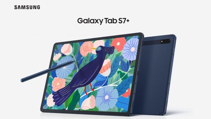 Mystic Navy este noua culoare pe Galaxy Tab S7