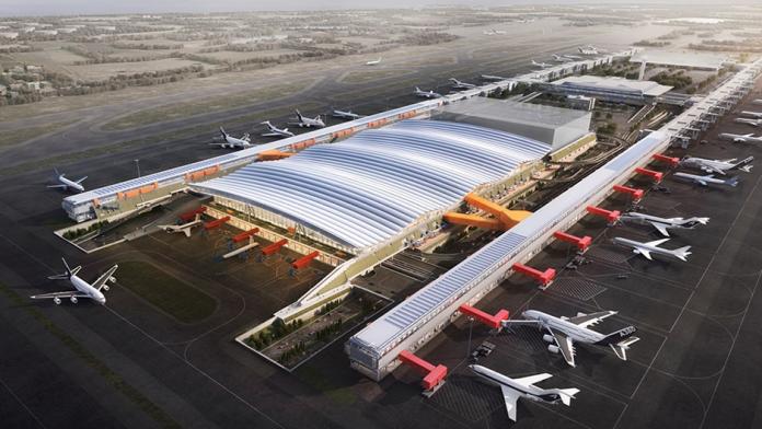 Samsung CT contract de 16 miliarde USD pentru aeroportul din Taiwan