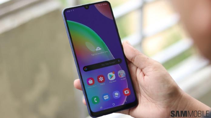 Samsung Galaxy A31 primese in cele din urma actualizarea Android 11