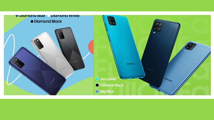 Samsung Galaxy F02s si Galaxy F12 au fost lansate in India