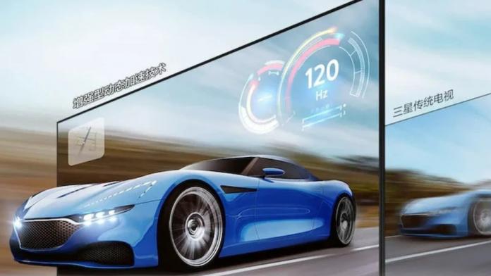 Samsung Gaming QX2 TV ultrasubtire cu FreeSync si rata de 120Hz lansat