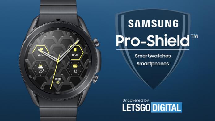 Samsung ProShield pentru smartwatch smartphone Galaxy