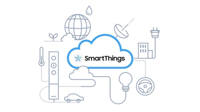 Samsung SmartThings un control imbunatatit asupra dispozitivelor Galaxy
