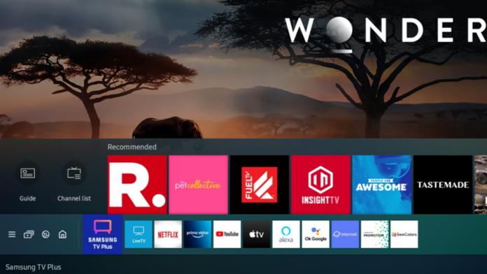 Samsung TV Plus ajunge la noi utilizatori din intreaga lume