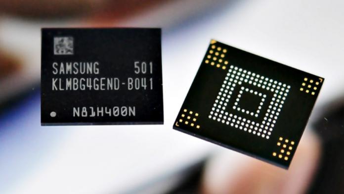 Samsung a fost cel mai mare producator de memorii smartphone in 2020