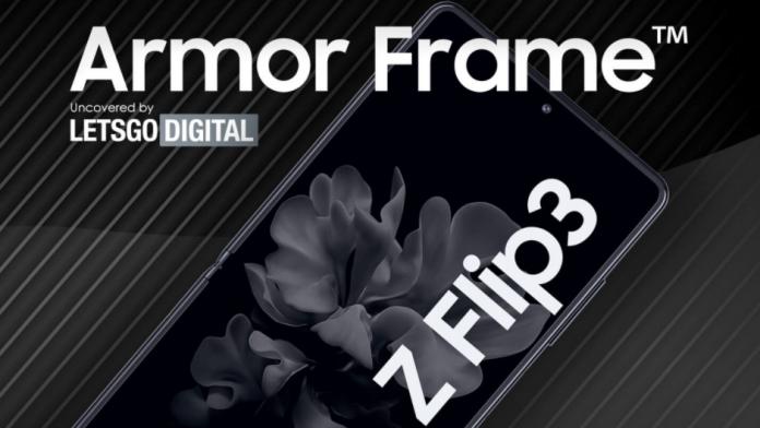 Samsung dezvolta o rama Armor Frame pentru Galaxy Z Flip si Z Fold
