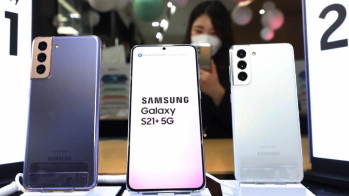 Samsung pe locul 4 pe piata smartphone 5G
