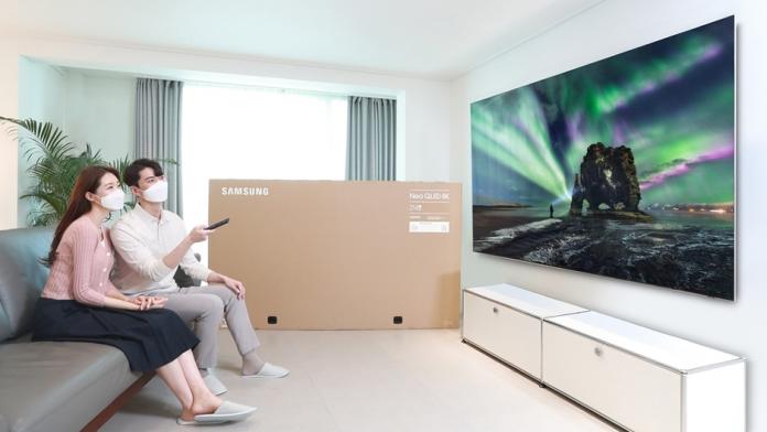 Vanzarile de Samsung Neo QLED TV au depasit 10000 de unitati in Coreea