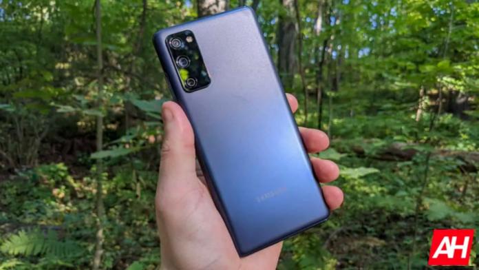 Bateria de 4500mAh de pe Galaxy S21 FE va fi produsa de LG