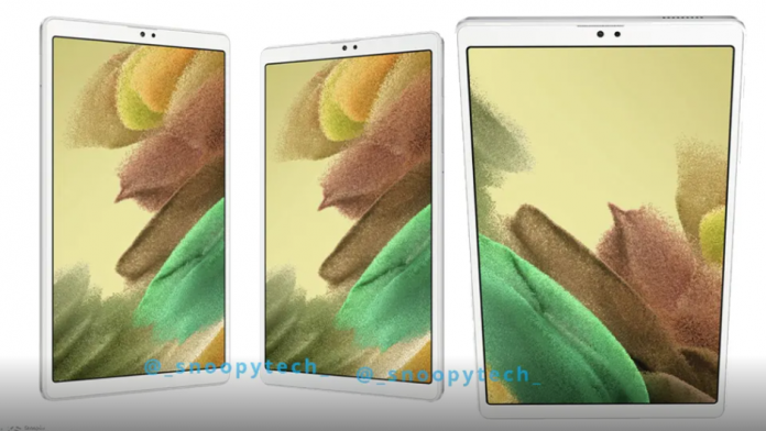 Galaxy Tab A7 Lite specificatiile si preturile au aparut inainte de lansare
